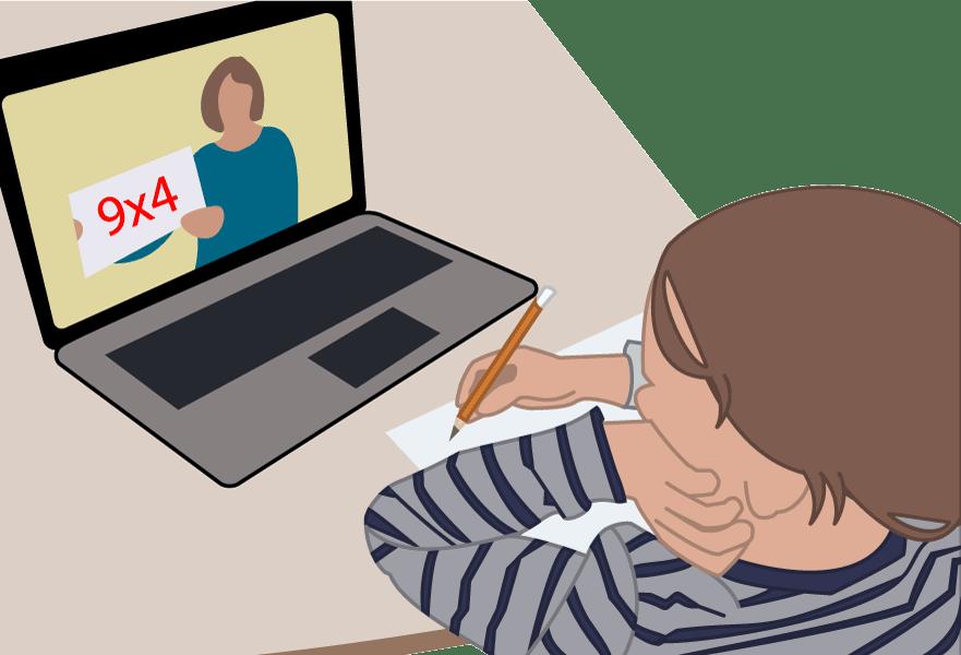 Online-Unterricht - Online Nachhilfe in der Nähe von 65510 Idstein und Umgebung